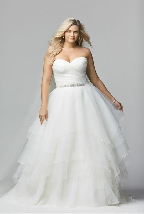 Wedding dresses plus size designer: Pictures ideas, Guide to buying ...