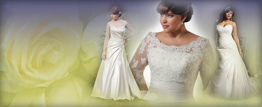 Wedding dresses plus sizes Photo - 2