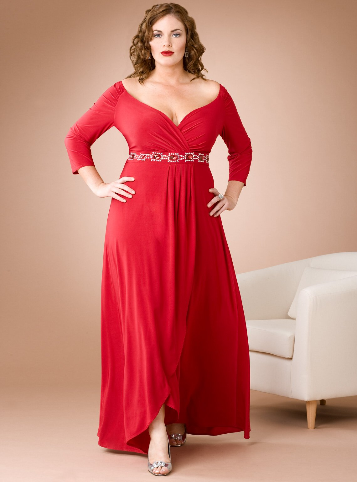 Wedding dresses plus sizes Photo - 6