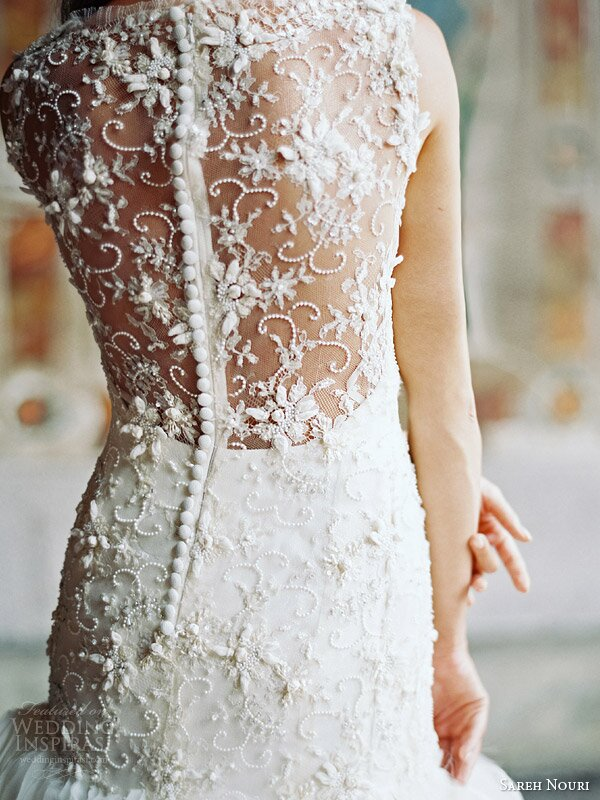 Wedding dresses with back detail: Pictures ideas, Guide to buying ...