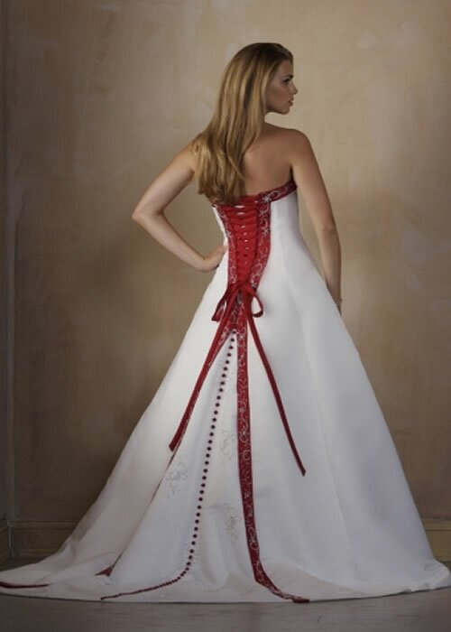 Wedding Dresses With Corset Top Pictures Ideas Guide To Buying