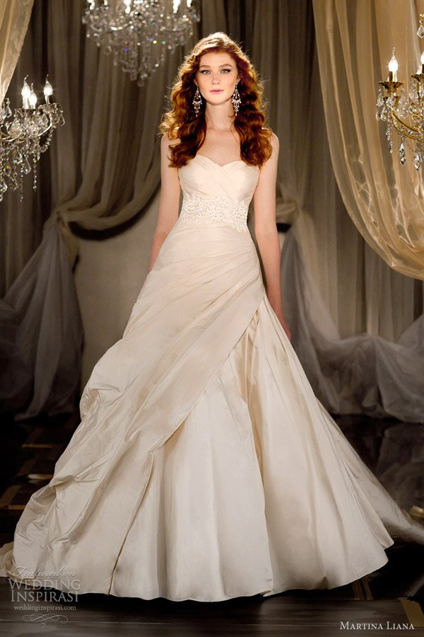 Wedding dresses with lace sleeves Photo - 10