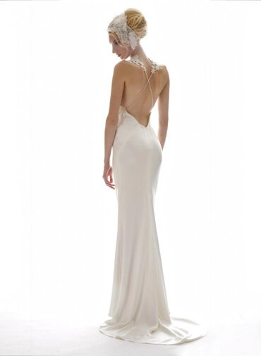 Wedding Dresses With Low Cut Backs Pictures Ideas Guide
