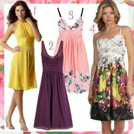 Unique Wedding Guest Dresses For Mature Woment  Flower Girl Dresses