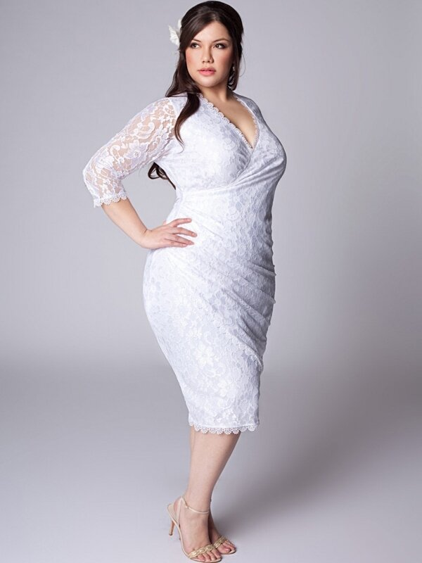 Wedding guest dresses plus size: Pictures ideas, Guide to buying ...