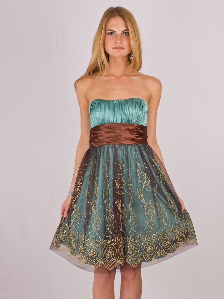 Wedding party guest dresses Photo - 4