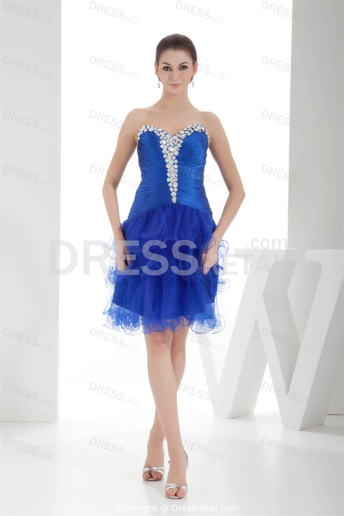 Wedding party guest dresses Photo - 6