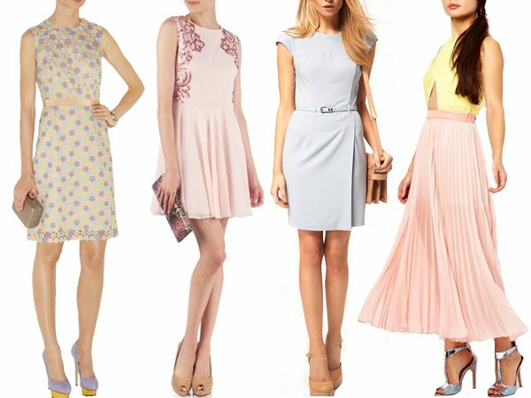 Wedding party guest dresses Photo - 8