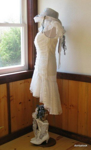 Western Cowgirl Wedding Dresses Pictures Ideas Guide To