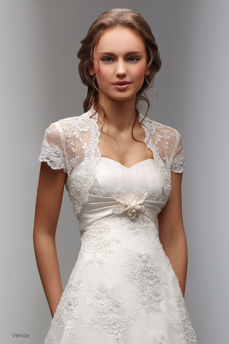 Western lace wedding dresses Photo - 3