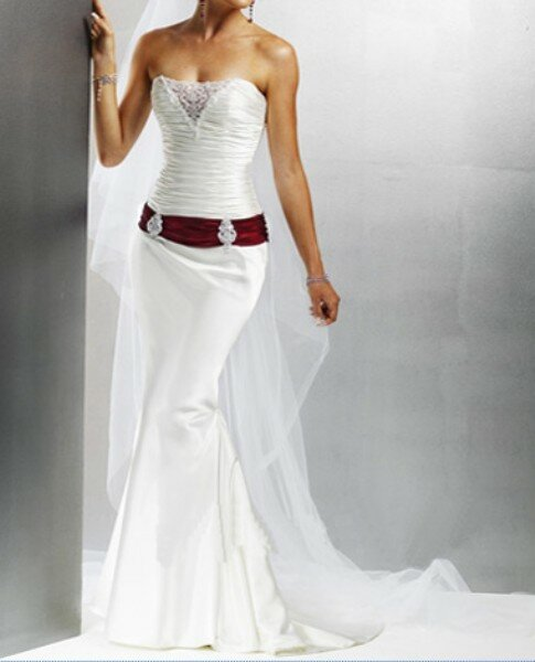 Western lace wedding dresses Photo - 4