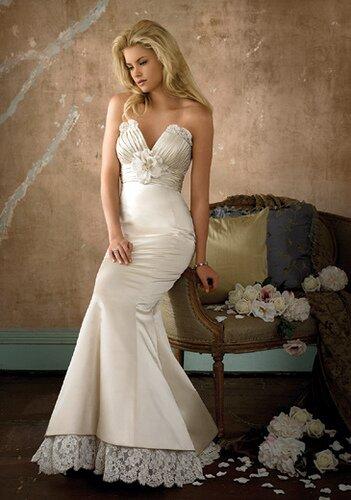 Western Style Wedding Dresses Photo