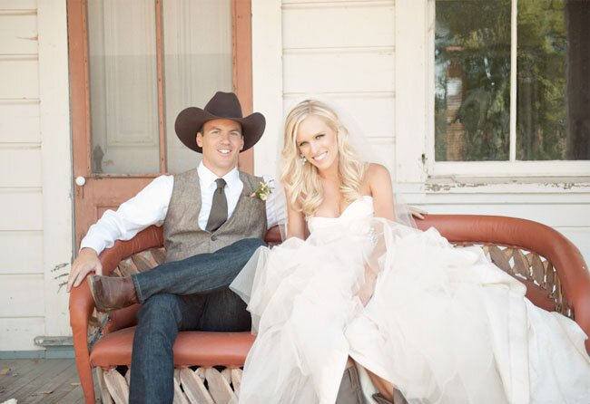 Western Theme Wedding Dresses Pictures Ideas Guide To Ing Cow Outfits
