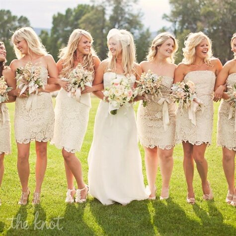 Western wedding bridesmaid dresses: Pictures ideas, Guide to ...