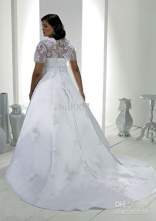 Western wedding dresses plus size: Pictures ideas, Guide to buying ...