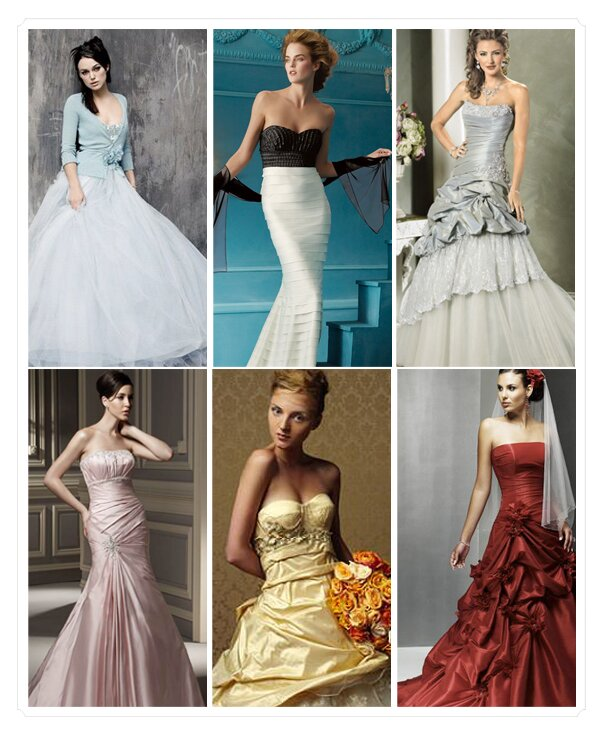 What color dresses to wear to a wedding Photo - 2