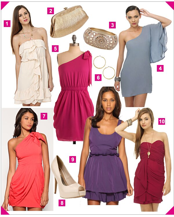 What color dresses to wear to a wedding Photo - 8