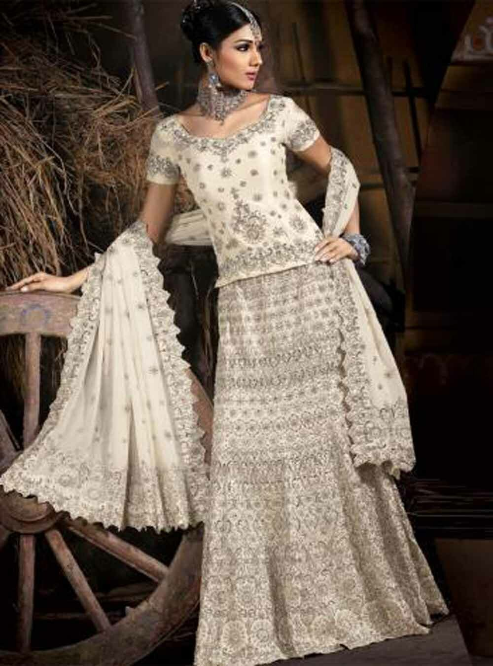 white indian wedding dresses photo 8 browse pictures