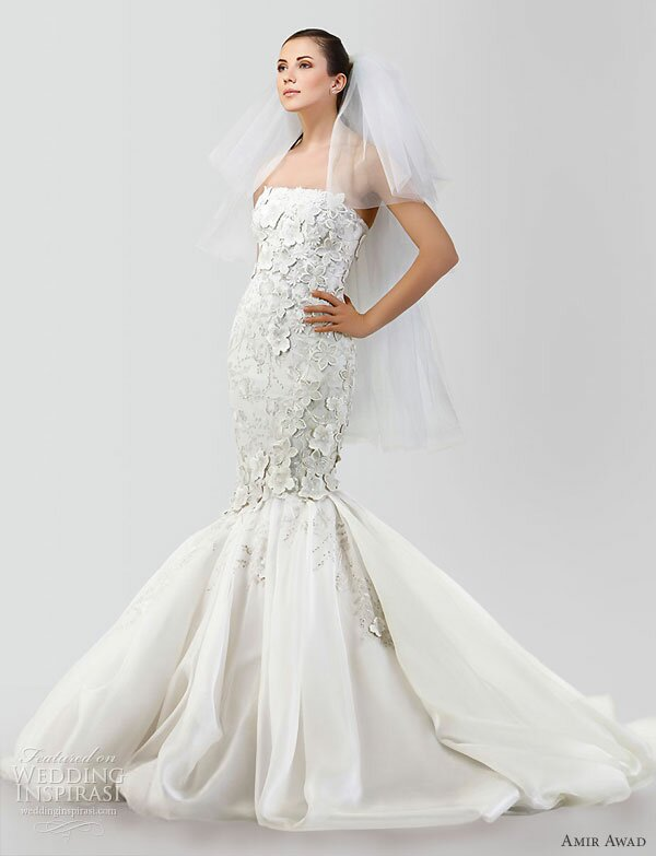 White leather wedding dresses: Pictures ideas, Guide to buying ...