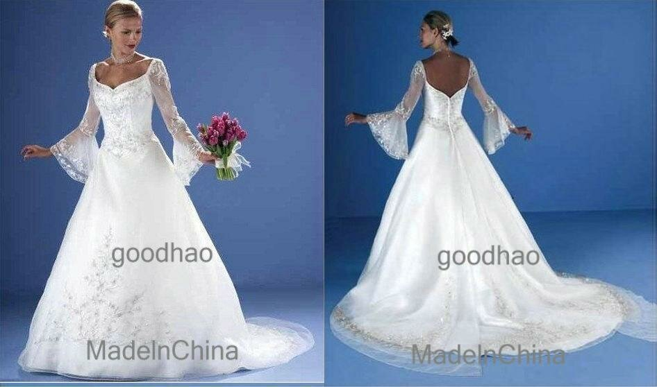 Wholesale plus size red wedding dresses