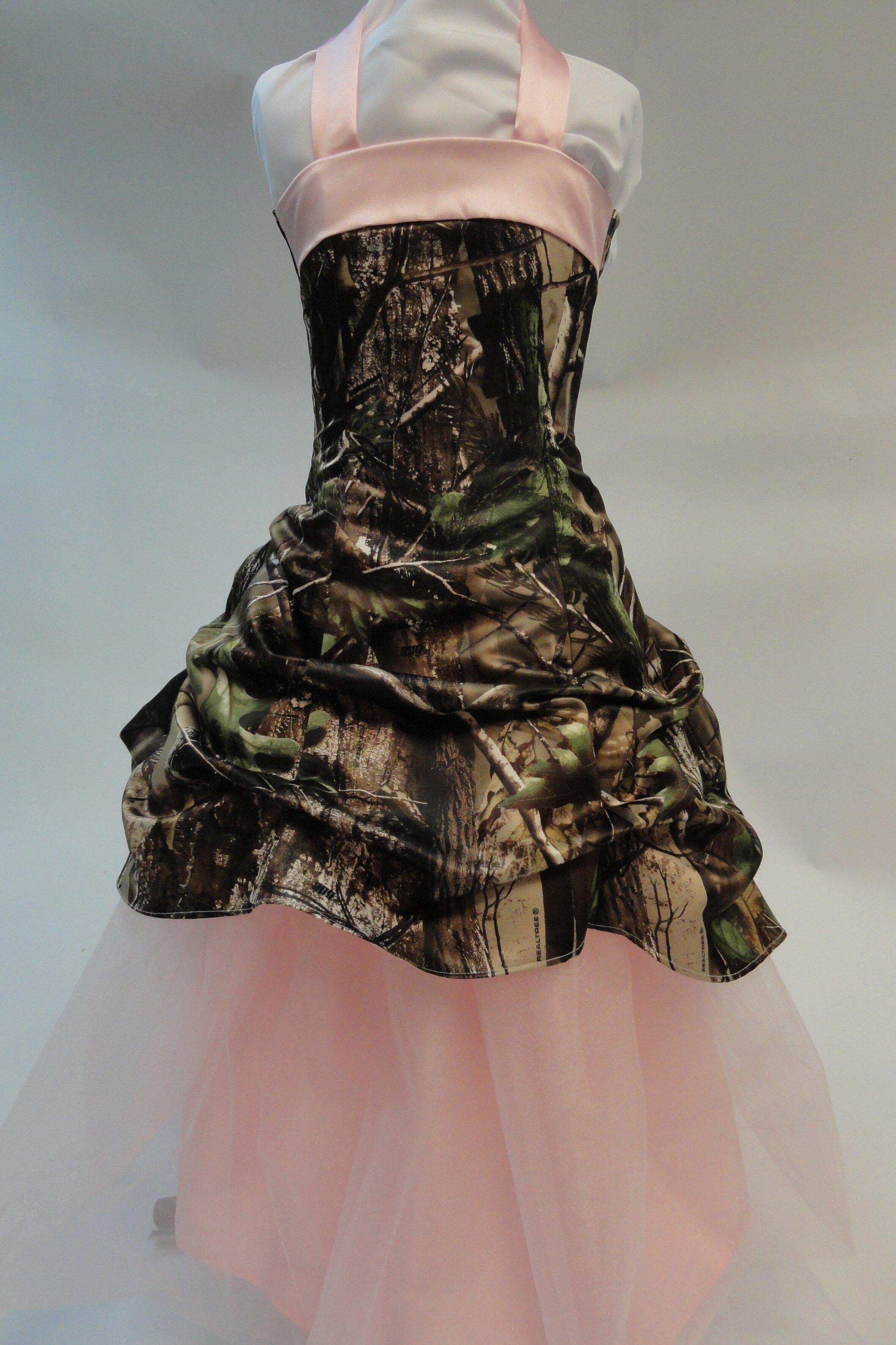 winter camo wedding dresses pink camo wedding dresses Winter camo wedding dresses photo 4