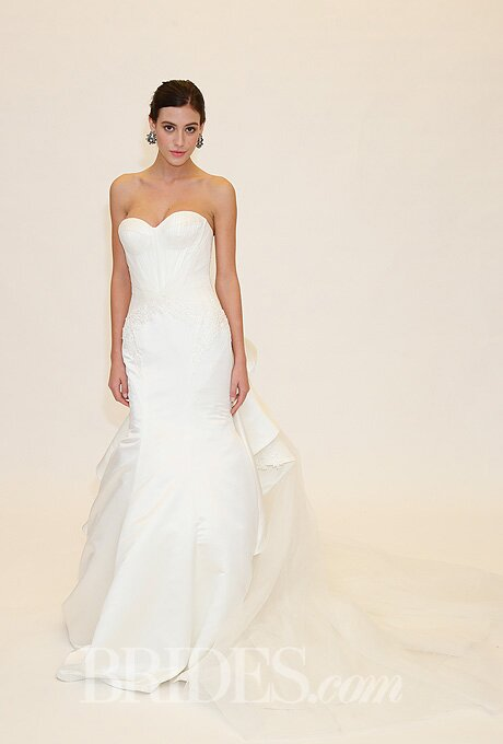 Zac posen wedding dresses pictures ideas guide to buying for Zac posen short wedding dress