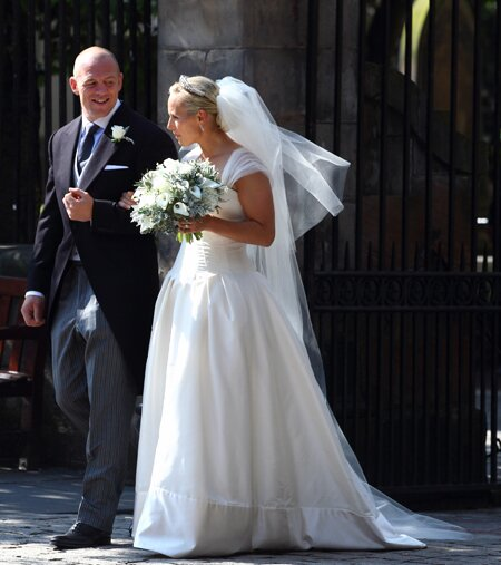 Zara Phillips wedding dresses Photo - 1