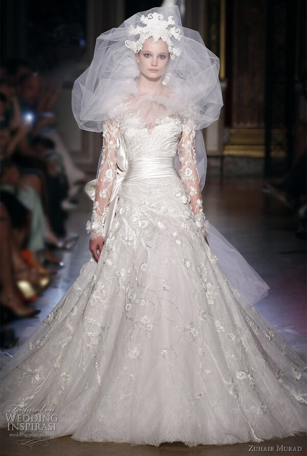 Zuhair Murad wedding dresses 2012 Photo - 10