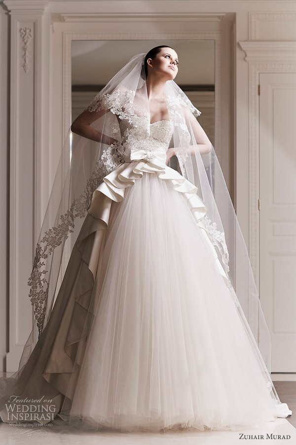Zuhair Murad wedding dresses 2012 Photo - 2