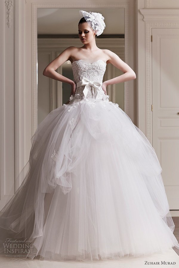 Zuhair Murad wedding dresses 2012 Photo - 4
