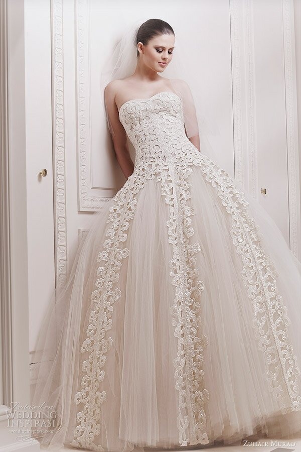 Zuhair Murad wedding dresses 2012 Photo - 5