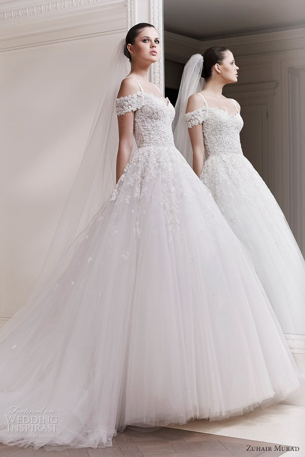 Zuhair Murad wedding dresses 2012 Photo - 7