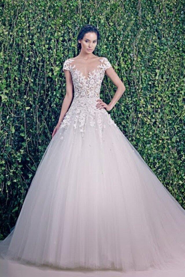 Zuhair murad archives stylish wedding dresses for Zuhair murad 2014 wedding dresses