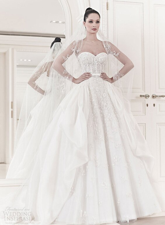 Zuhair Murad wedding dresses 2014 Photo - 9