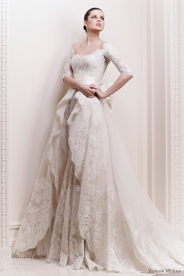 Zuhair Murad wedding dresses 2014 Photo - 10