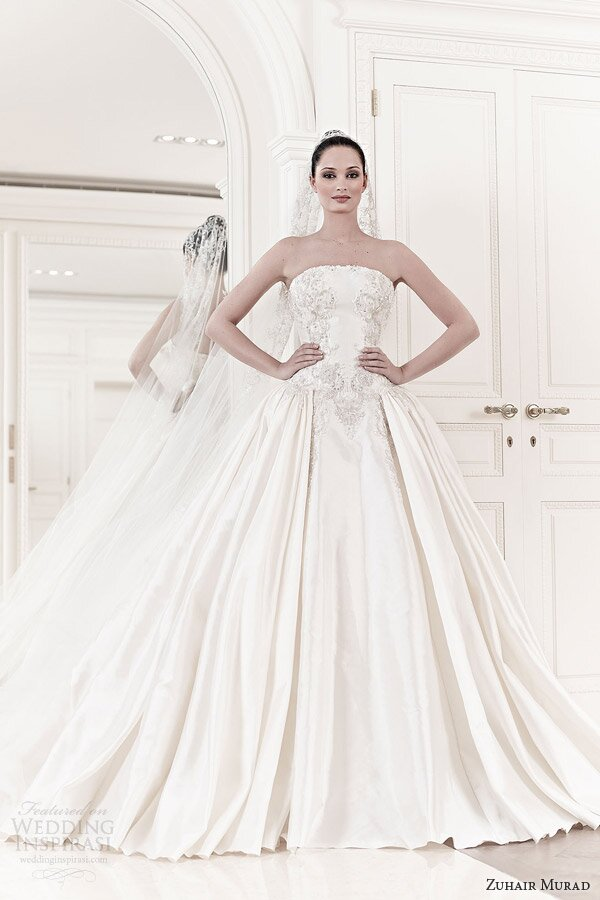 Zuhair Murad wedding dresses 2014 Photo - 1