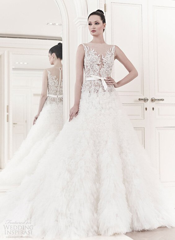 Zuhair Murad wedding dresses 2014 Photo - 2
