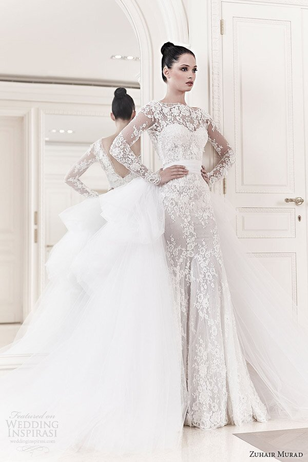 Zuhair Murad wedding dresses 2014 Photo - 3