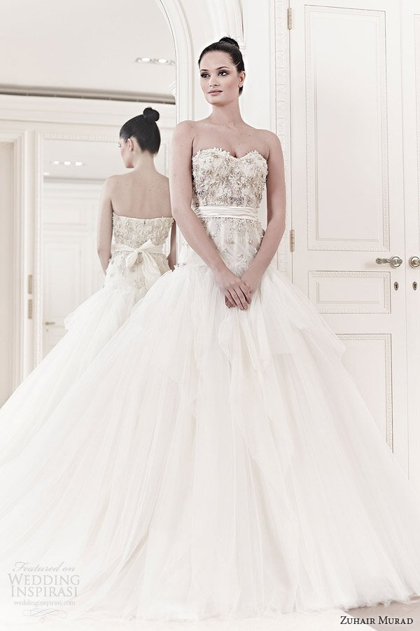Zuhair Murad wedding dresses 2014 Photo - 5