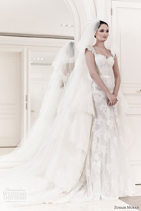 Zuhair Murad wedding dresses 2014 Photo - 6