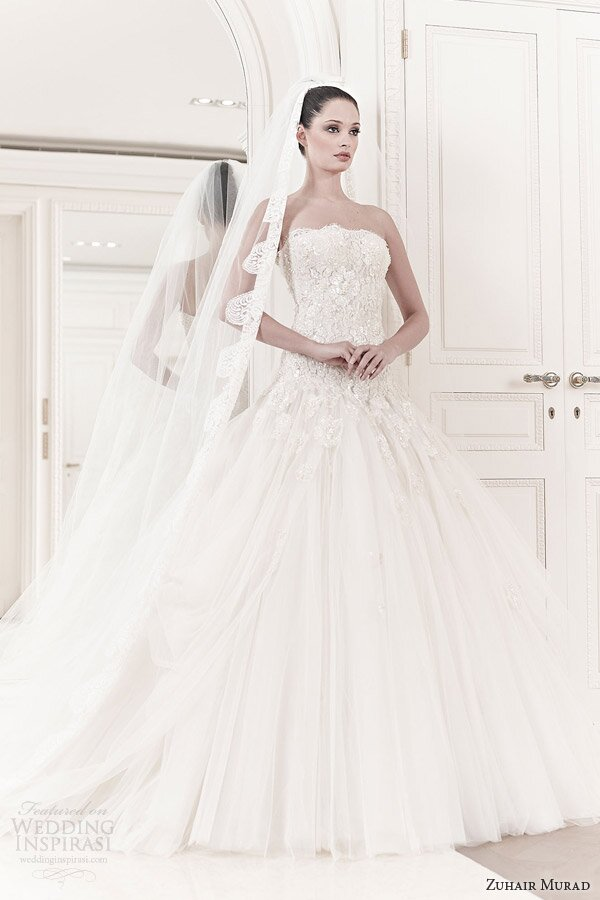 Zuhair Murad wedding dresses 2014 Photo - 7