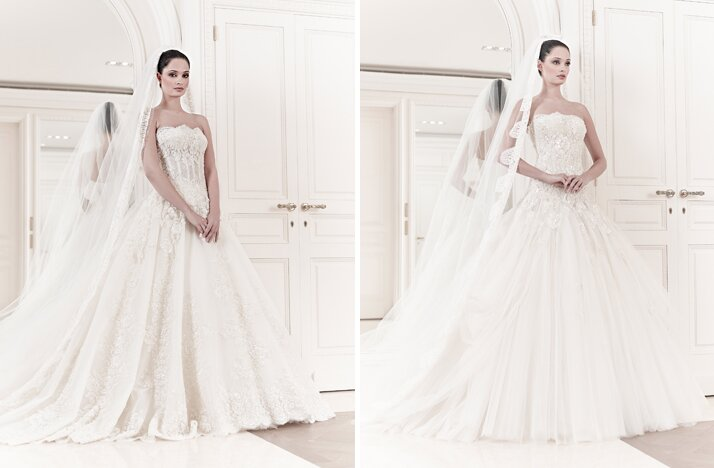 Zuhair Murad wedding dresses 2014 Photo - 8