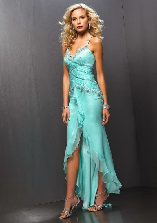 Long evening dresses for wedding Photo - 1