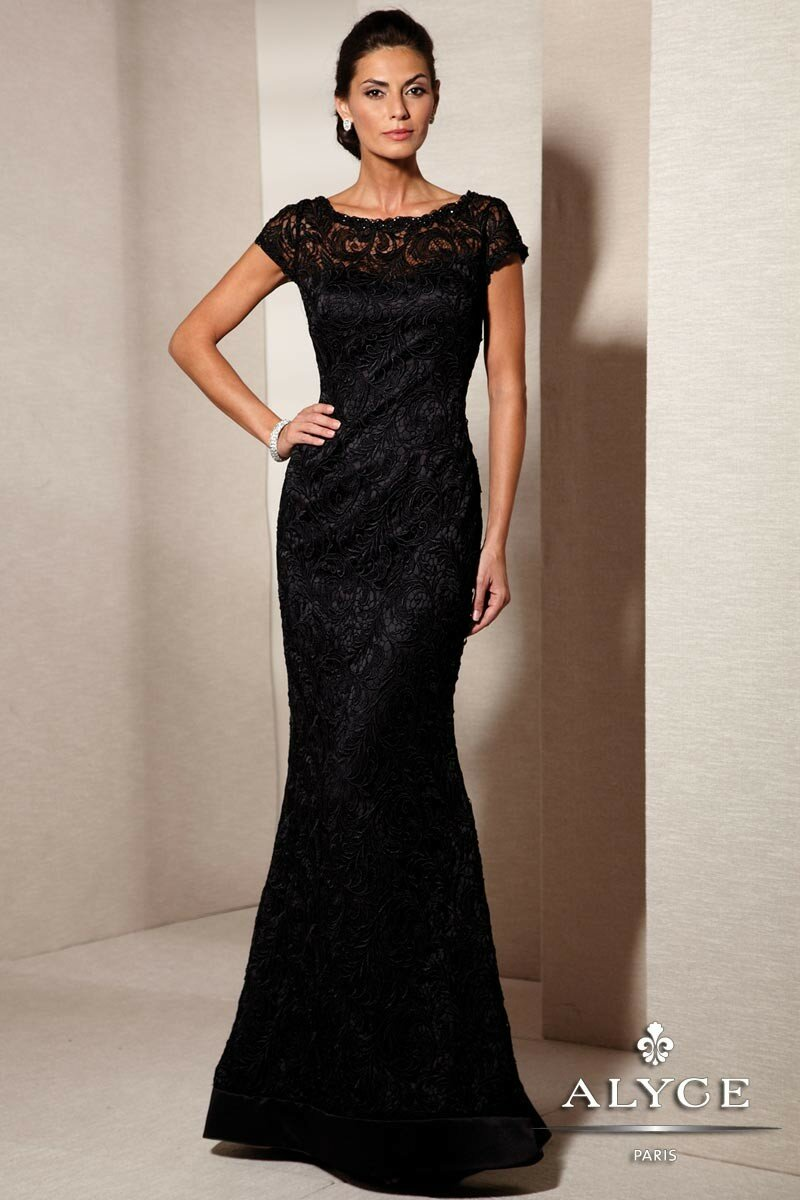 Long evening dresses for wedding Photo - 2