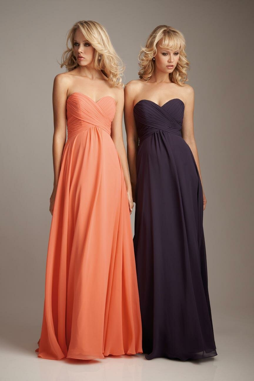 Long evening dresses for wedding Photo - 6