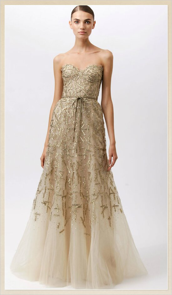 Long evening dresses for wedding Photo - 8