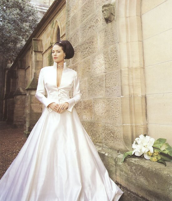 Wedding Dresses For A Winter