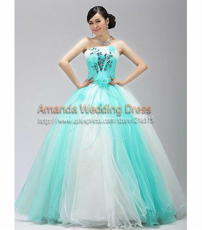 aqua blue wedding dresses pictures ideas guide to buying
