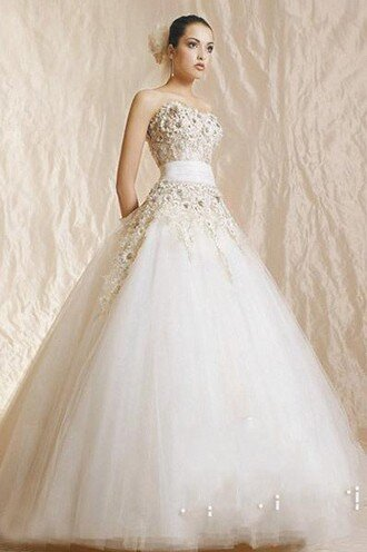 Traditional italian wedding dresses photo - 5