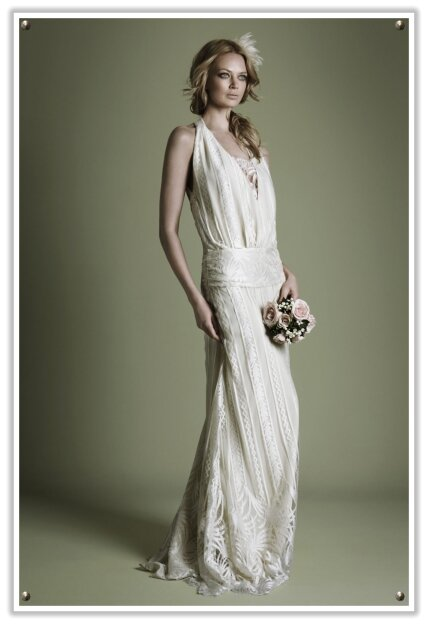 Vintage wedding dresses company photo - 2